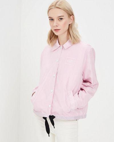 Розовая куртка весенняя Cheap Monday