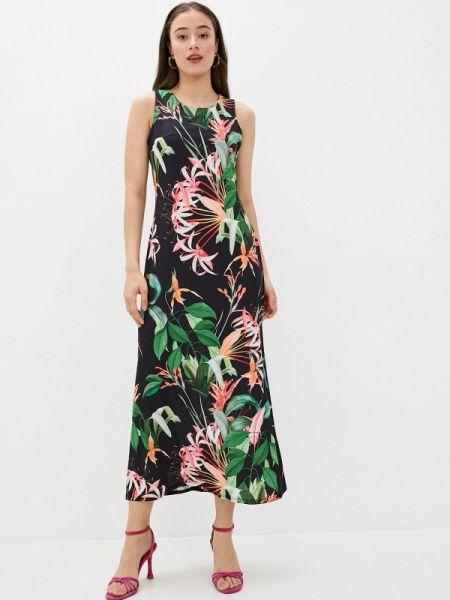 Платье осеннее прямое Wallis