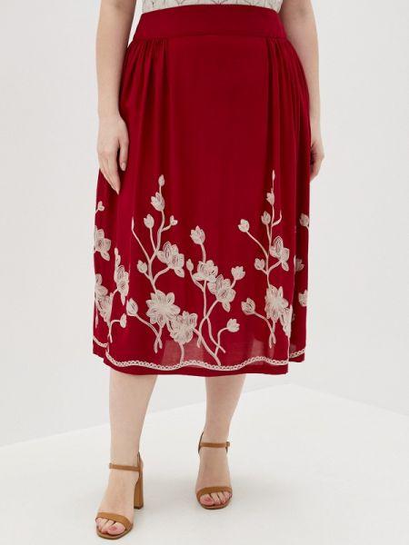 Красная юбка Gabriela