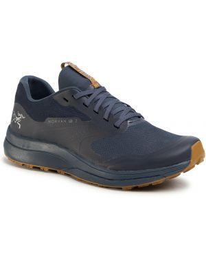 Buty do biegania granatowe Arcteryx