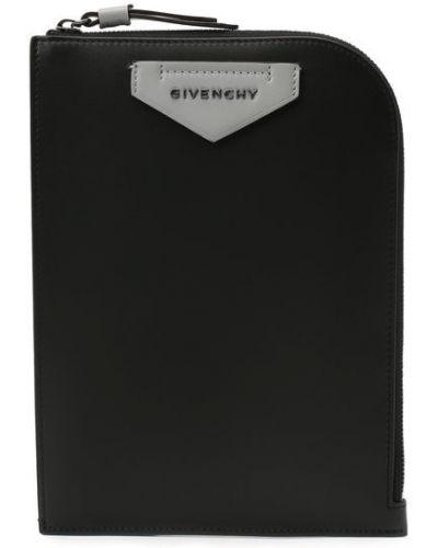 Кожаная барсетка Givenchy