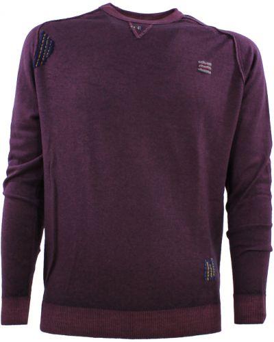 Fioletowy sweter Bob