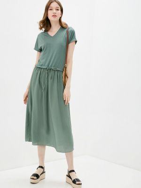 Платье - зеленое Steinberg