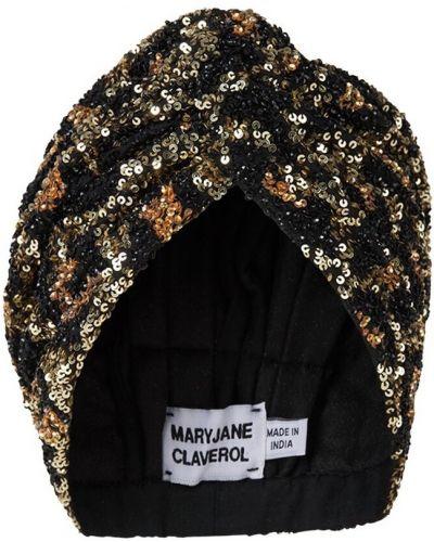 Bawełna bawełna turban Maryjane Claverol