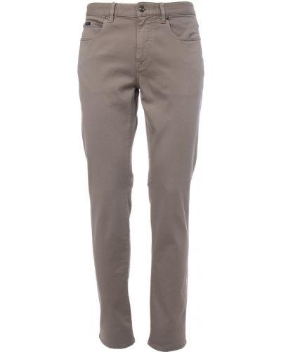 Beżowe mom jeans Ermenegildo Zegna
