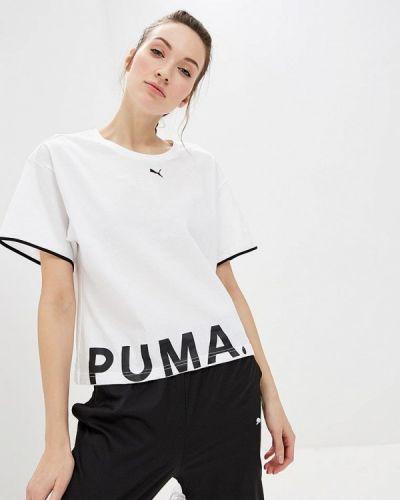 Поло 2019 белый Puma