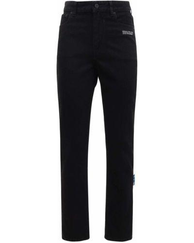 Mom jeans - czarne Off-white