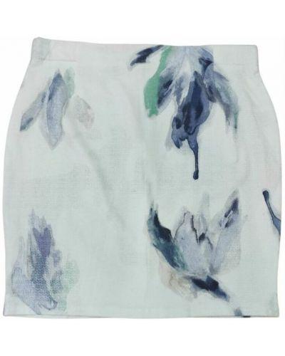 Biała spódnica Ichi