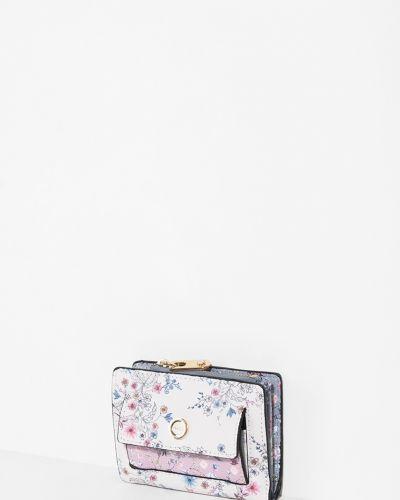 Кожаный кошелек на молнии маленький Parfois