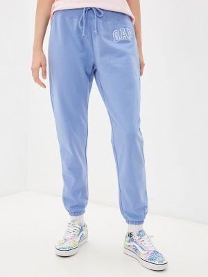 Голубые спортивные брюки Gap