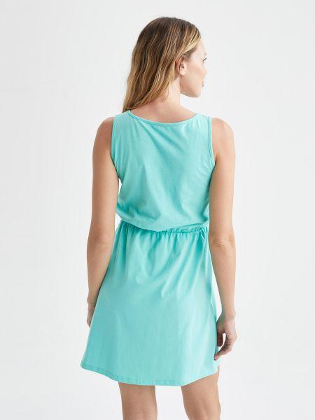 Платье - бирюзовое Defacto