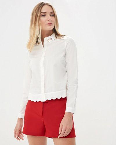 Белая рубашка Naf Naf