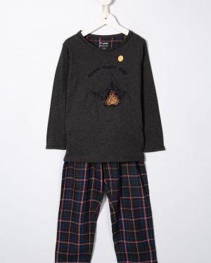 Spodni piżama długo z długimi rękawami Bonpoint