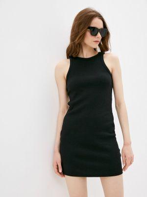 Черное платье Defacto