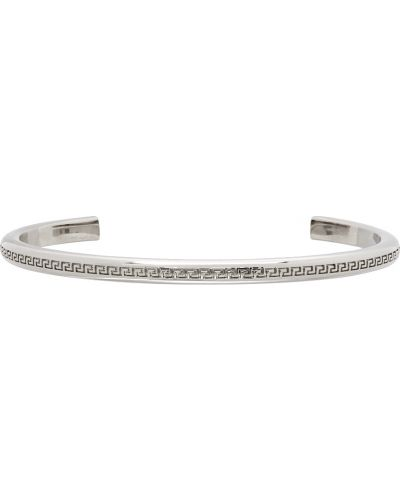 Браслет - серебряный Versace
