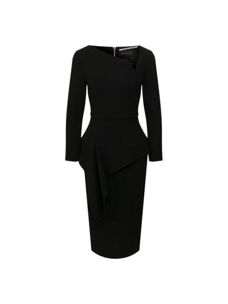Шелковое платье с подкладкой Roland Mouret