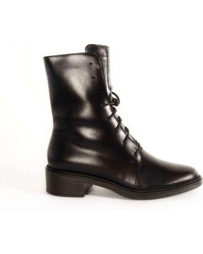 Ботинки - черные Rylko