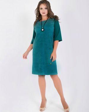 Платье миди платье-сарафан с вырезом тм леди агата