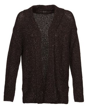 Czarny sweter Kookai