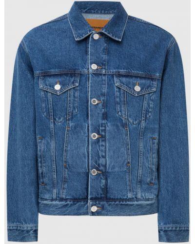 Куртка - синяя Vetements