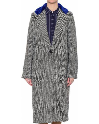 Пальто осеннее шерстяное Front Street 8