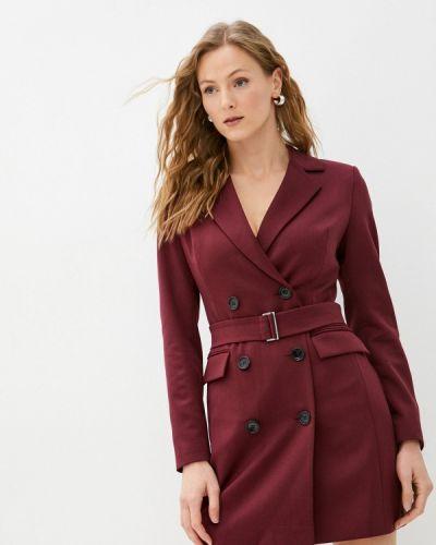 Платье - бордовое Moru