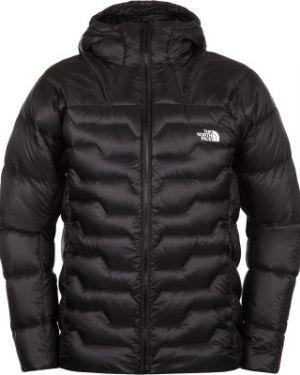 Зимняя куртка с капюшоном утепленная The North Face