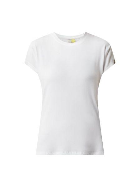 T-shirt z wiskozy - biała Alife And Kickin