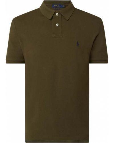 Zielony bawełna bawełna t-shirt Polo Ralph Lauren