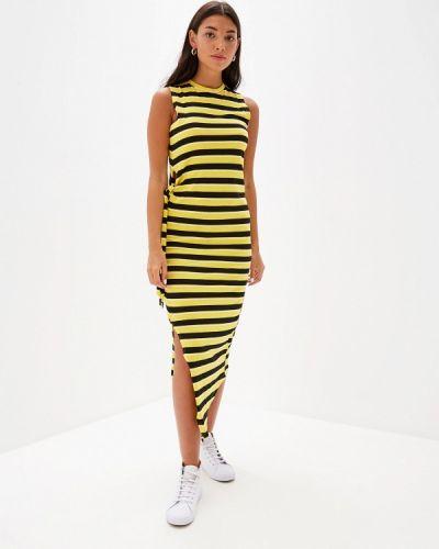 Желтое платье Cheap Monday