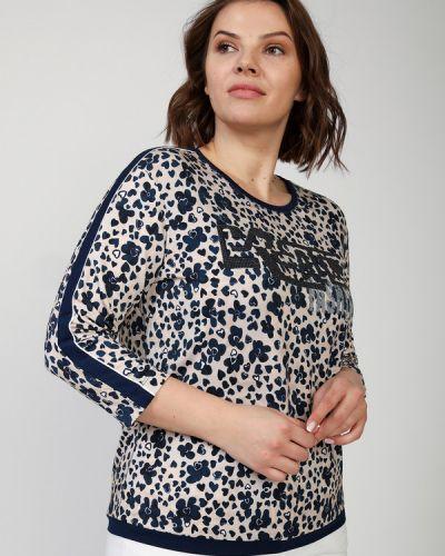 Пуловер из вискозы Rabe Collection