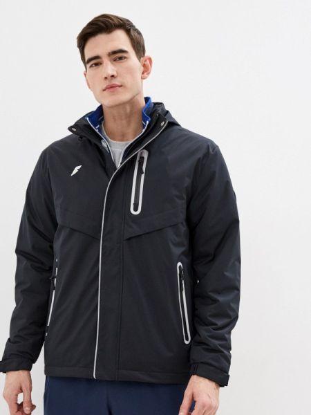 Облегченная черная куртка Forward