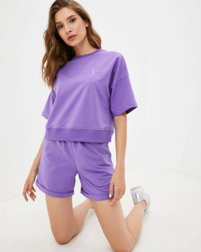 Спортивный костюм - фиолетовый Vitacci