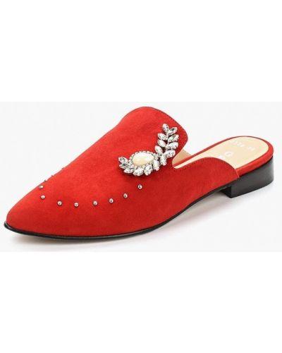 Красные сабо Grand Style