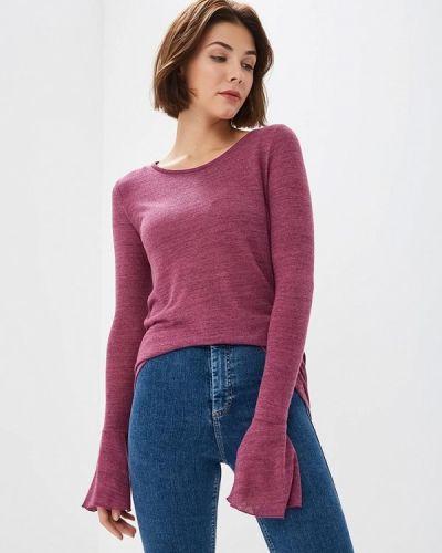 Фиолетовый лонгслив United Colors Of Benetton