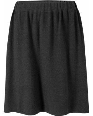 Вязаная юбка Bonprix