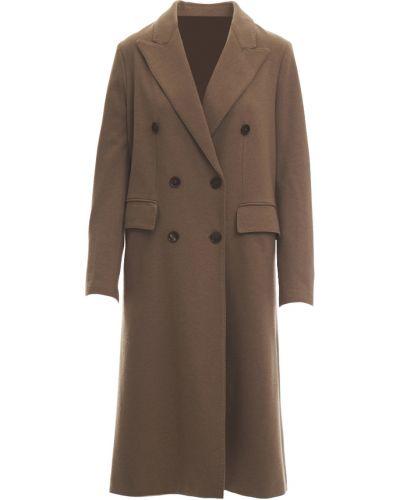 Brązowy płaszcz Circolo 1901