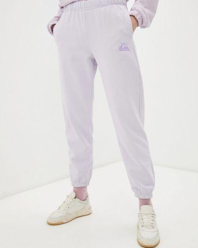 Фиолетовые спортивные брюки Quiksilver