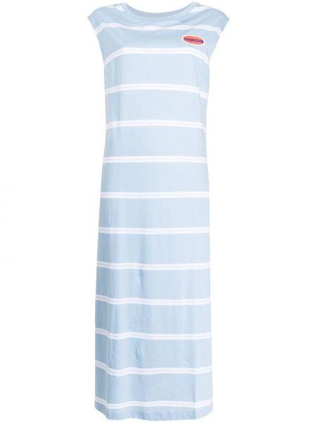Хлопковое платье макси - белое être Cécile