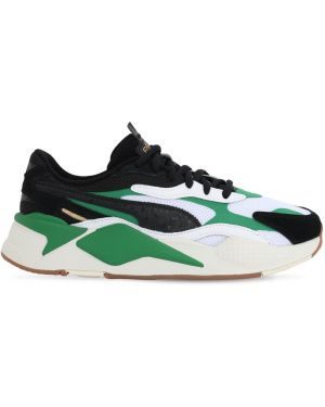 Sneakersy sznurowane koronkowe Puma Select