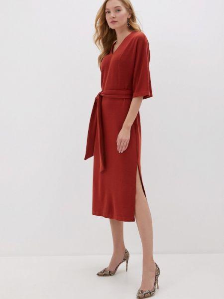 Платье - красное Forus