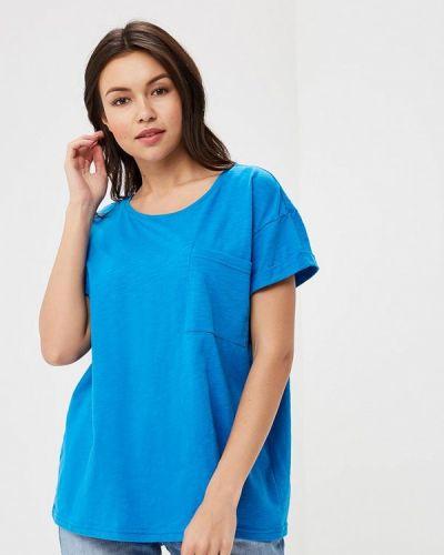 Синяя футболка Befree