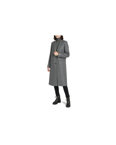 Пальто серое пальто Tommy Hilfiger
