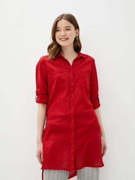 Красная туника Marks & Spencer