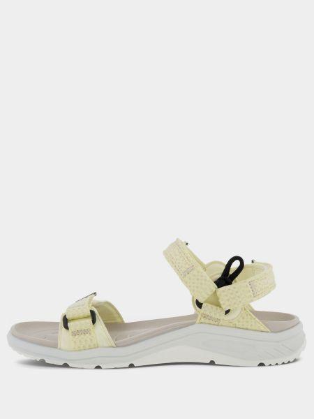 Желтые сандалии Ecco