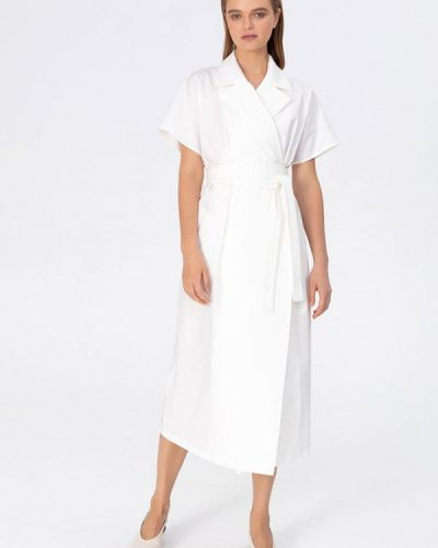 Платье с запахом Pepen