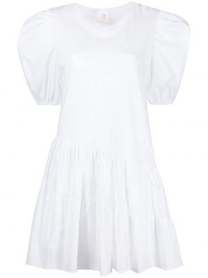 Белое платье из вискозы Cinq À Sept
