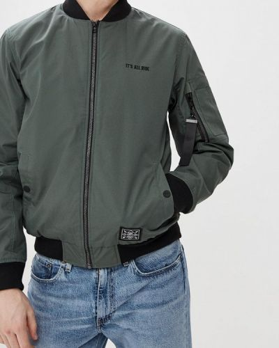Утепленная куртка зеленая Termit