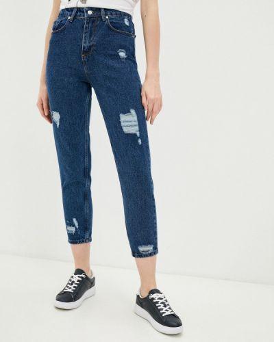 Синие джинсы Savage