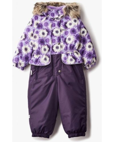 Фиолетовый комбинезон теплый Kerry